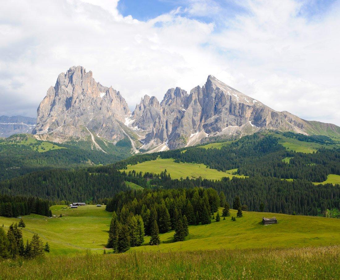 Pure nature – farm holidays at Alpe di Siusi!