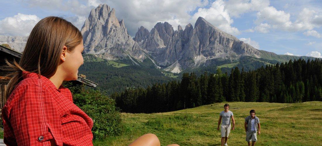 Alpine idyll, hospitality and good music – holidays at the farm Tirlerhof
