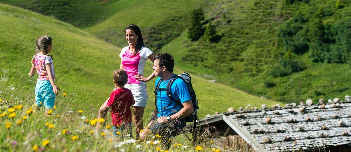Vacanze escrsionistiche in Alto Adige